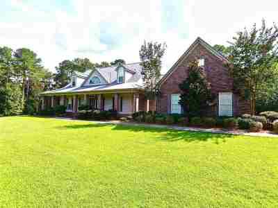 Rankin County Single Family Home Contingent/Pending: 106 Cowan Ln