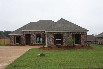Brandon Single Family Home For Sale: 614 Tucker Crossing