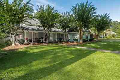 Ridgeland Single Family Home Contingent: 301 Woodrun Dr