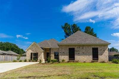 Madison Single Family Home For Sale: 113 Hampton Pl