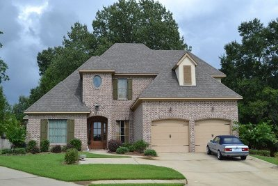 Madison Single Family Home For Sale: 410 Hoy Farms Ct