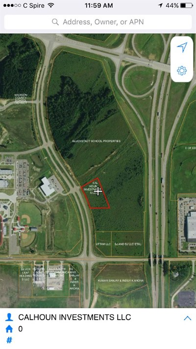 Madison County Commercial For Sale: 2004 Calhoun Pkwy