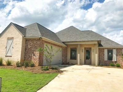 Flowood Single Family Home For Sale: 708 Prosperity Xing