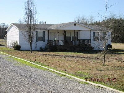 Leake County Mobile/Manufactured For Sale: 760 Massey Rd