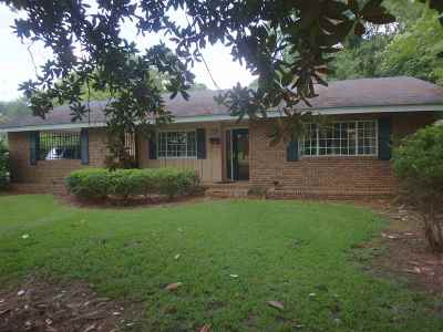 Jackson Single Family Home For Sale: 1312 Eastover Dr