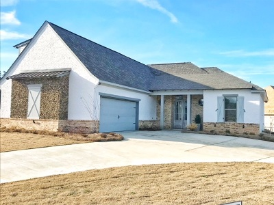 Flowood Single Family Home Contingent/Pending: 317 Bristlecone Ct