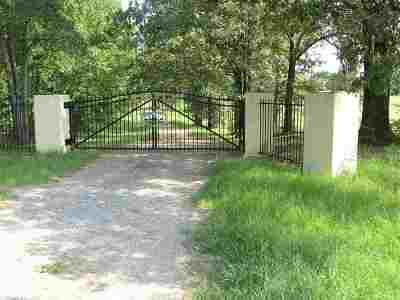 Hinds County Residential Lots & Land For Sale: 1180 Noah Johnson Rd
