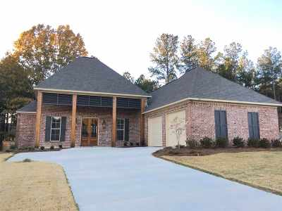 Madison Single Family Home For Sale: 109 Stone Creek Dr