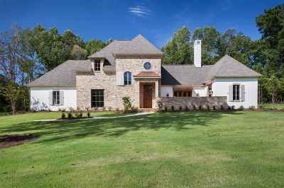 Ridgeland Single Family Home For Sale: 123 Hidden Oaks Trail