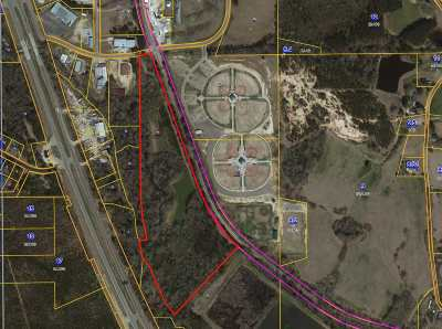 Magee Residential Lots & Land For Sale: Industrial Dr