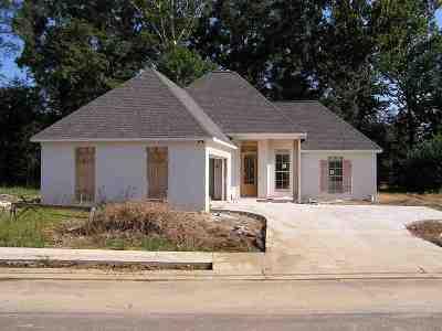 Canton Single Family Home For Sale: 107 Trailbridge Bend