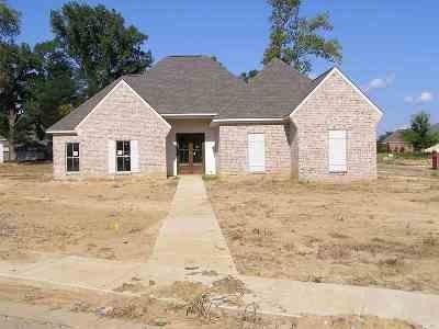 Canton Single Family Home For Sale: 100 Trailbridge Way