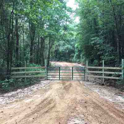 Leake County Residential Lots & Land For Sale: Bilbro Rd