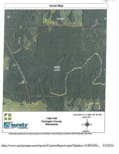 Collins Residential Lots & Land For Sale: 1 Cooley Springs Coulter Rd