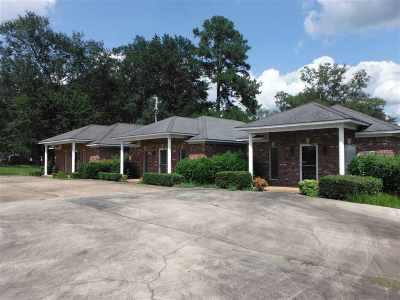 Leake County Commercial For Sale: 206 N Van Buren St