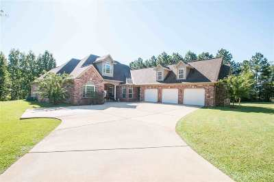 Hinds County Single Family Home For Sale: 4615 Kimbell Rd