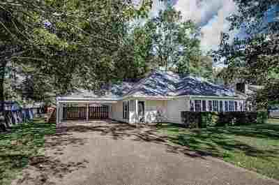 Flowood Single Family Home For Sale: 1113 Laurel Dr