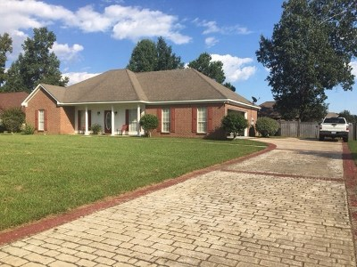 Florence, Richland Single Family Home Contingent: 320 White Sand Rd