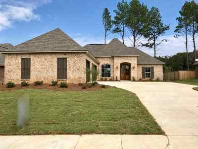 Madison Single Family Home For Sale: 110 Murrell Dr