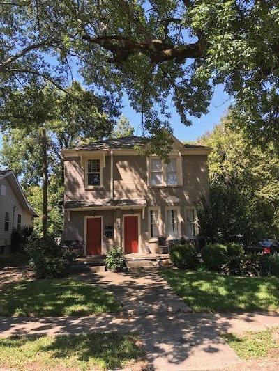Jackson Multi Family Home For Sale: 964 Harding St