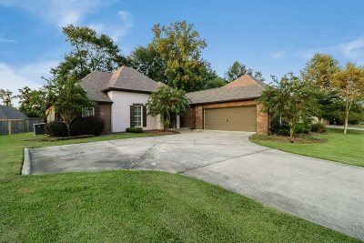 Canton Single Family Home For Sale: 119 Bridgeton Cir