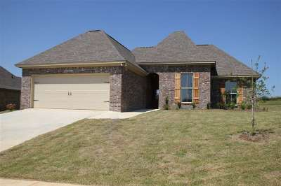 Brandon MS Single Family Home For Sale: $197,190
