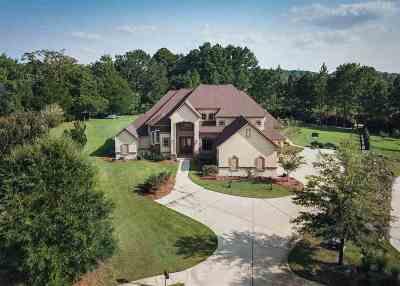 Madison Single Family Home For Sale: 214 Fredricksburg Pl