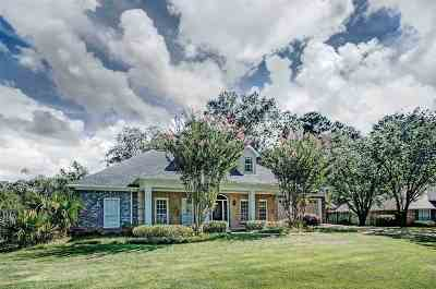 Madison Single Family Home For Sale: 305 Oak Hollow Dr