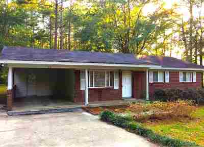 Taylorsville Single Family Home For Sale: 113 Marilyn St