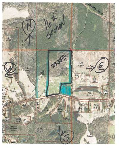 Leake County Residential Lots & Land Contingent: Highway 488 Hwy