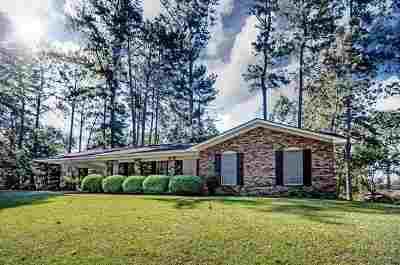 Mendenhall Single Family Home For Sale: 907 Woodland Cv