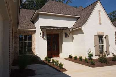 Madison Single Family Home For Sale: 118 Wingtip Cv