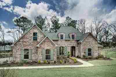 Flowood Single Family Home For Sale: 104 Ridgetop Cir