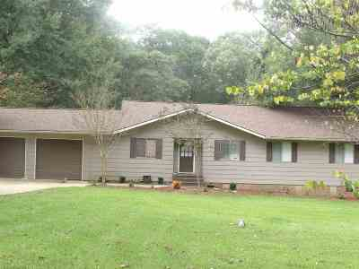 Jackson Single Family Home For Sale: 515 Eden Downs Rd
