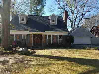 Ridgeland MS Single Family Home For Sale: $186,000