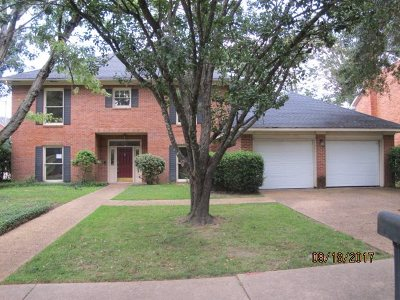 Hinds County Single Family Home For Sale: 6254 Waterford Dr