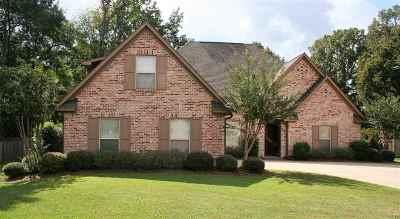 Canton Single Family Home For Sale: 119 Bear Creek Cir