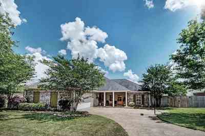 Canton Single Family Home Contingent: 103 Lynwood Ct