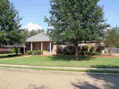 Canton Single Family Home Contingent: 120 Channing Cir