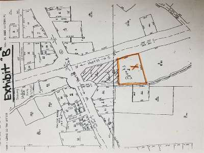 Leake County Commercial For Sale: 513 S Hwy 35 Hwy