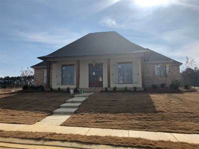Flowood Single Family Home Contingent: 300 Bristlecone Ct