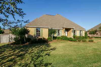 Madison Single Family Home For Sale: 1015 Trinity Dr