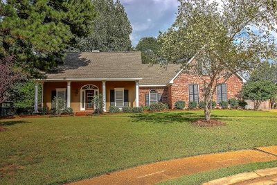 Madison Single Family Home Contingent: 105 Silvertree Crossing