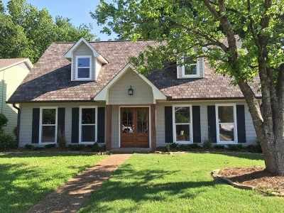 Jackson Single Family Home For Sale: 1625 Sheffield Dr