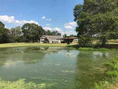 Carthage MS Residential Lots & Land Contingent/Pending: $280,000