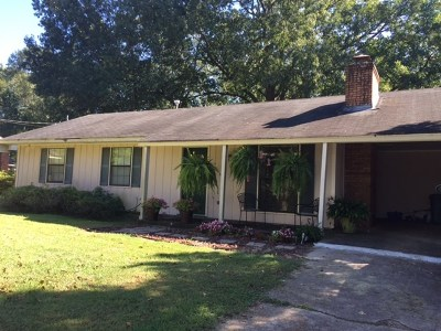 Ridgeland Single Family Home For Sale: 321 W Porter St
