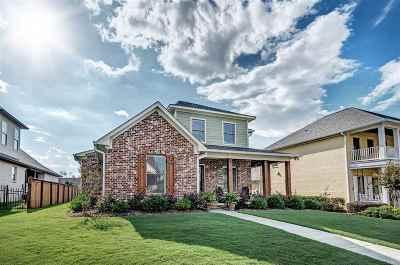 Brandon Single Family Home For Sale: 607 Arbor Way