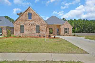 Flowood Single Family Home For Sale: 314 Royal Pond Circle