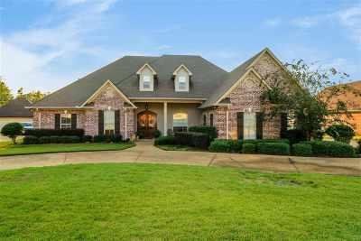 Brandon Single Family Home For Sale: 206 Grace Cv