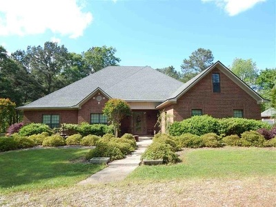 Carthage Single Family Home For Sale: 4553 Big Springs Rd